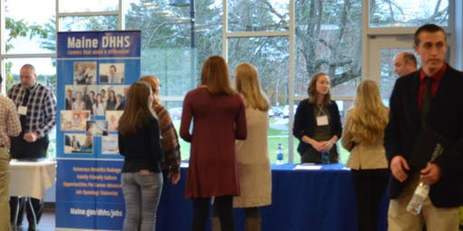 Thomas College Fall Career Fair