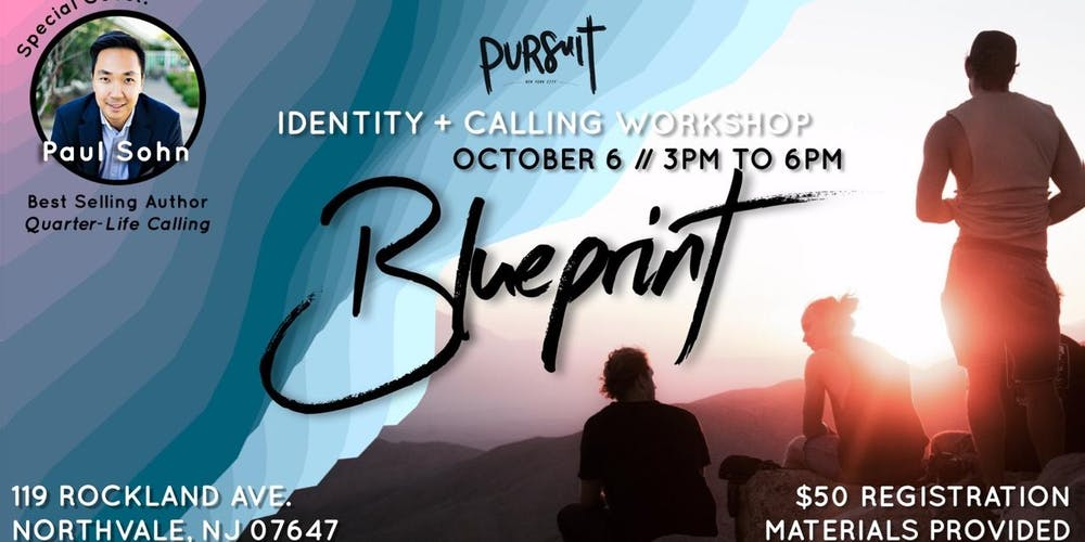 Blueprint identity calling workshop tickets sat oct 6 2018 at blueprint identity calling workshop tickets sat oct 6 2018 at 300 pm eventbrite malvernweather Image collections