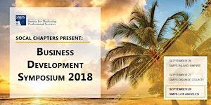 SMPS-LA Business Development Symposium 2018