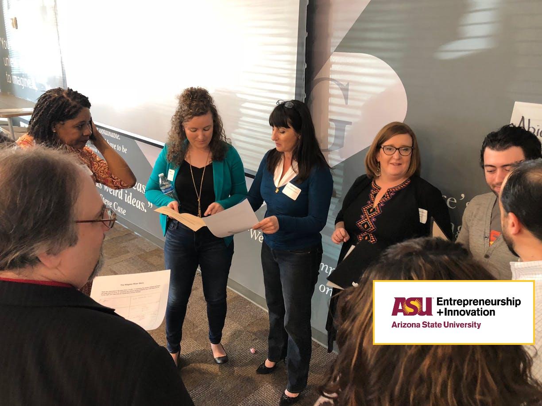 Kauffman Inclusion Challenge Reception