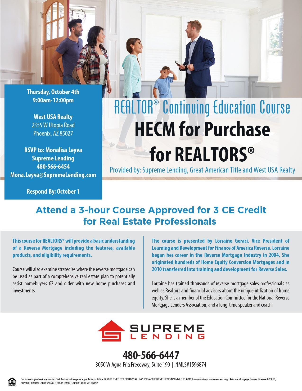 HECM for Purchase for REALTORS