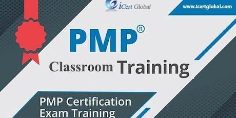 PMP Trainings in Danbury, CT tickets