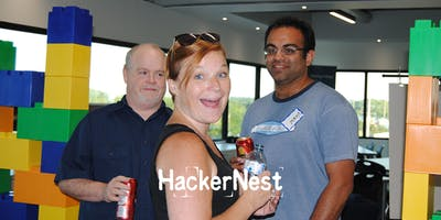HackerNest Peterborough September Tech Social