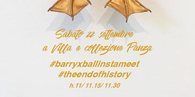 Barry X Ball Instameet