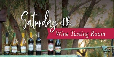 Saturdays at The Wine Tasting Room