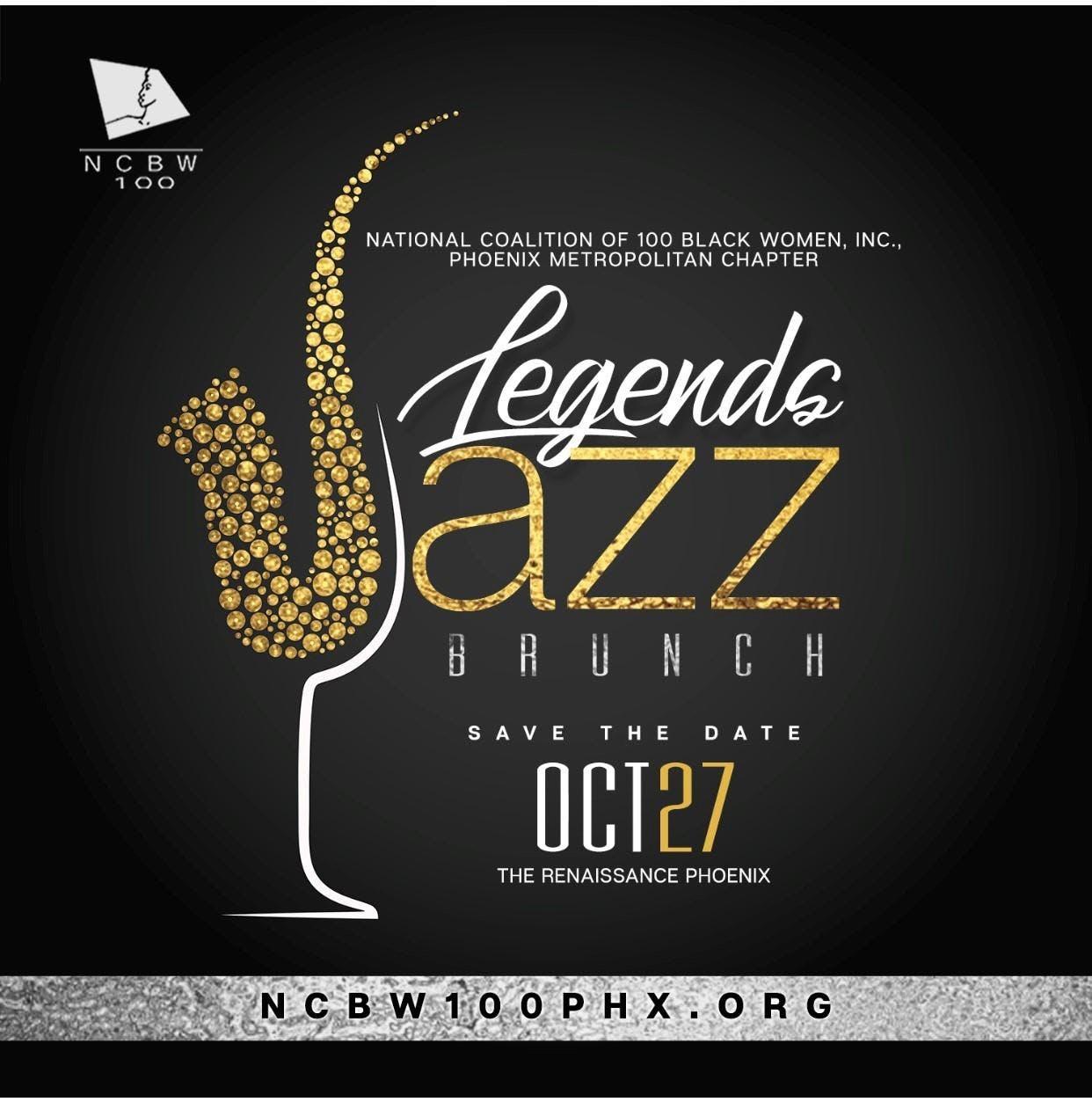 3rd Annual NCBW Legends Jazz Brunch
