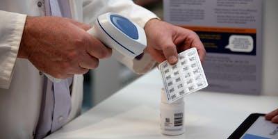 Basics of barcoding for pharmaceutical labelling