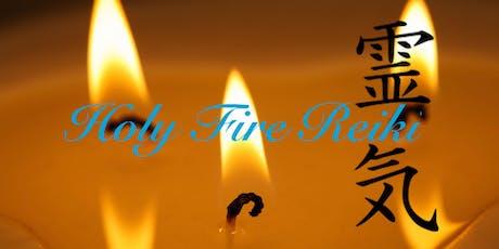 Usui/Holy Fire III Reiki® Master Teacher Training tickets