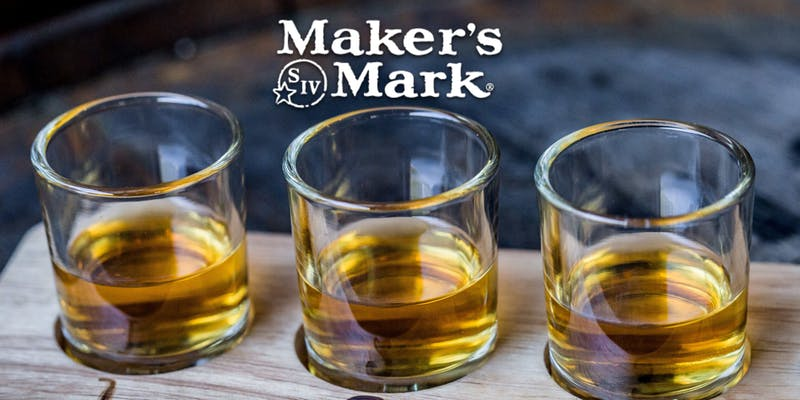 Best Whiskey Events in Houston and Maker's Mark Whiskey Wednesday