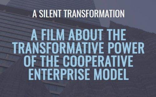 Co-op Movie Night: A Silent Transformation