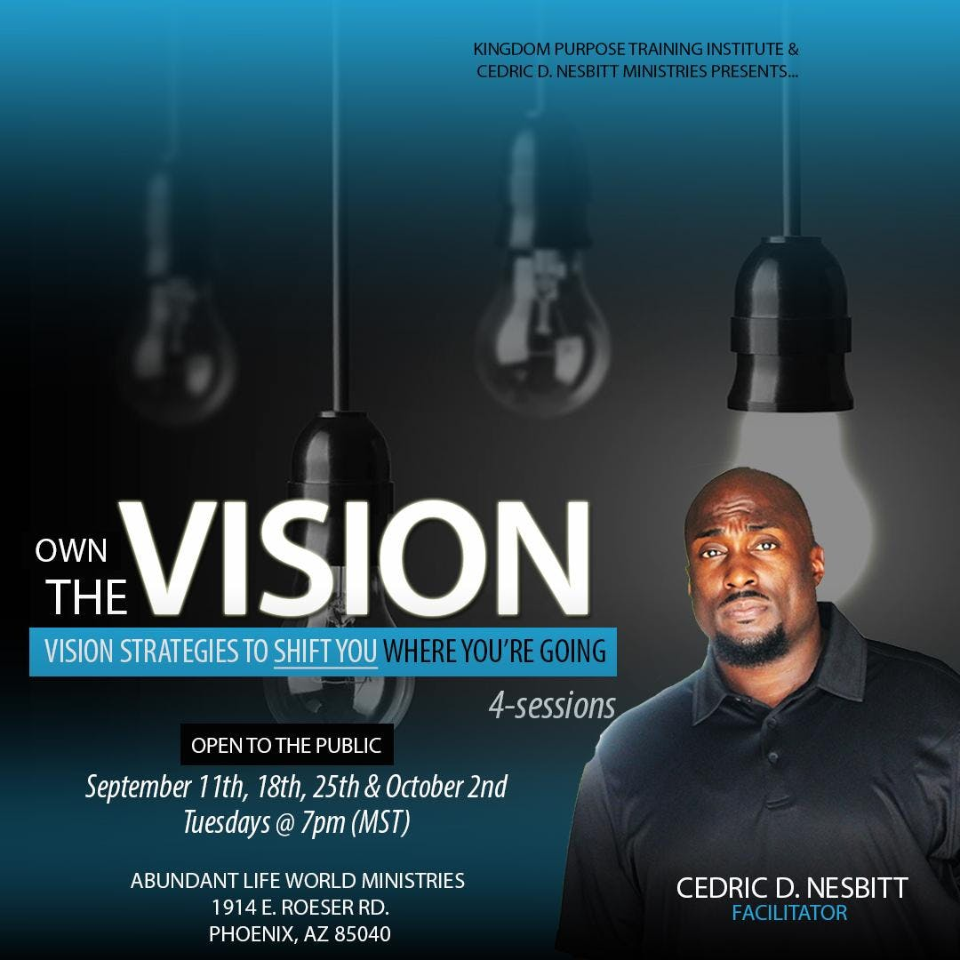 Own the Vision Equipping & Training