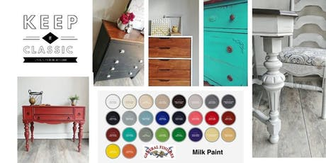 Keep it Classic Furniture Refinishing Workshop tickets