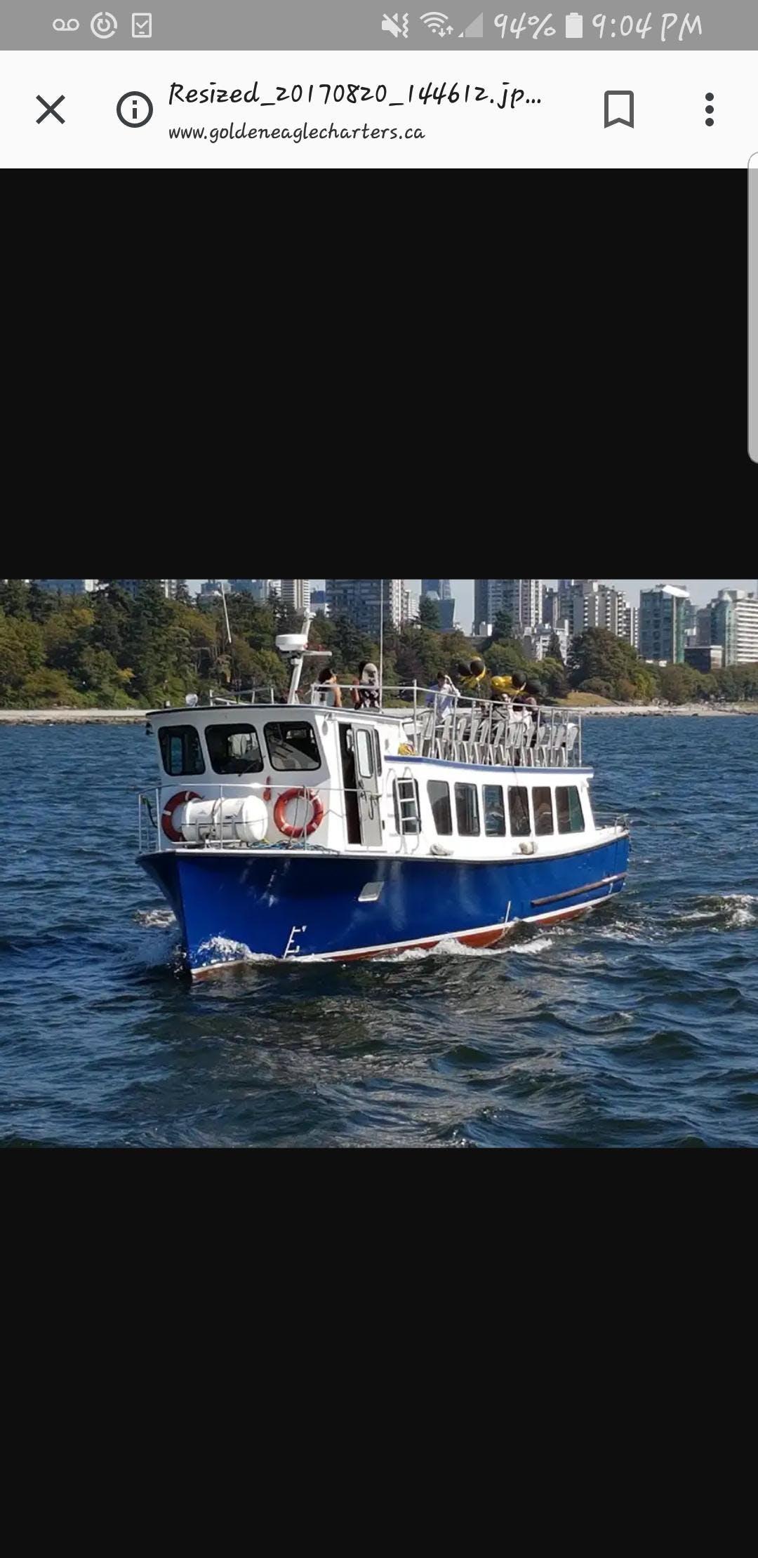 Travelholics Boating Trip