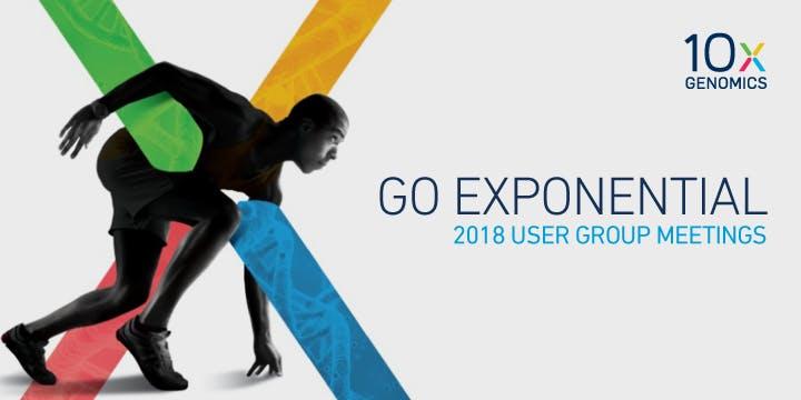 10x Genomics 2018 User Group Meeting - Milan
