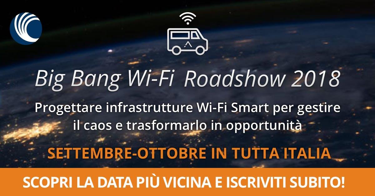 Big Bang Wi-Fi Roadshow - BARI