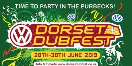 Dorset Dubfest 2019 tickets