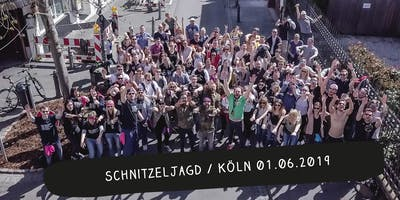 Schnitzeljagd / Köln 2019