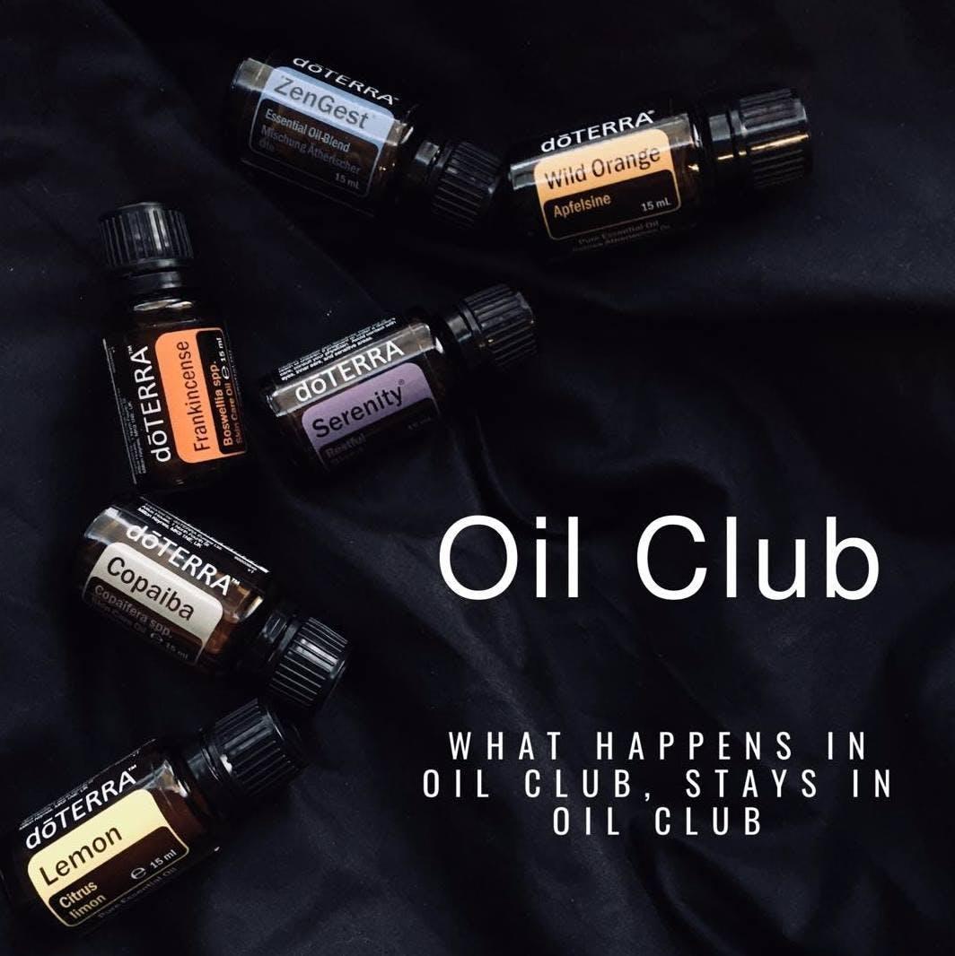 Hereford Oil Club