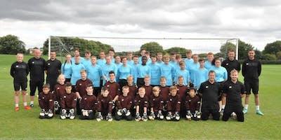 Sells Pro Training Goalkeeper Residential Camp York