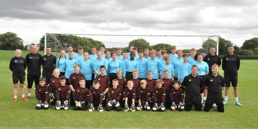 Sells Pro Training Goalkeeper Residential Camp York