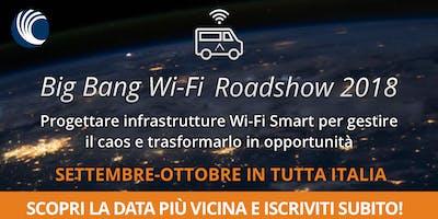 Big Bang Wi-Fi Roadshow - CATANIA