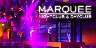 Marquee Nightclub - Vegas Guest List - 09/16