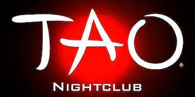 TAO Nightclub - Guest list - 09/19