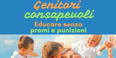Genitori consapevoli: educare senza premi o punizioni