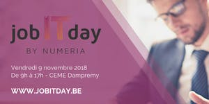 Job IT Day 2018 by Numeria
