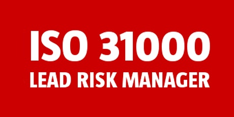 ISO 31000 Lead Risk Manager bilhetes