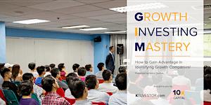 Growth Investing Mastery Workshop: Gain Advantage...