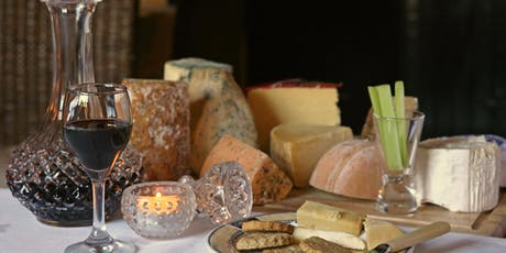 The Great British Cheeseboard Tuesday Evening Masterclass tickets