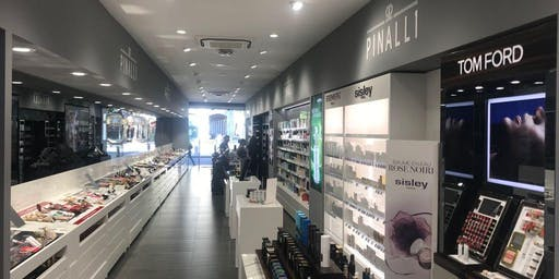Pinalli riapre i beauty store di Modena e Pavia