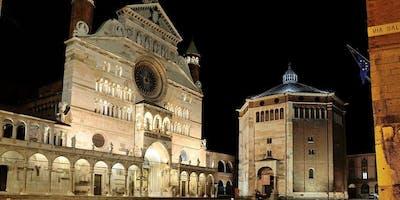 Yamaha Silent Wifi Concert™ Piano and Violin - Andrea Vizzini, Isabel Gallego in Piazza del Comune a Cremona