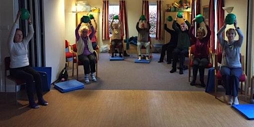 Pilates for Parkinson's: Morningside (Fridays)