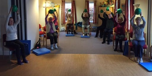 Pilates for Parkinson's: Morningside (Mondays)