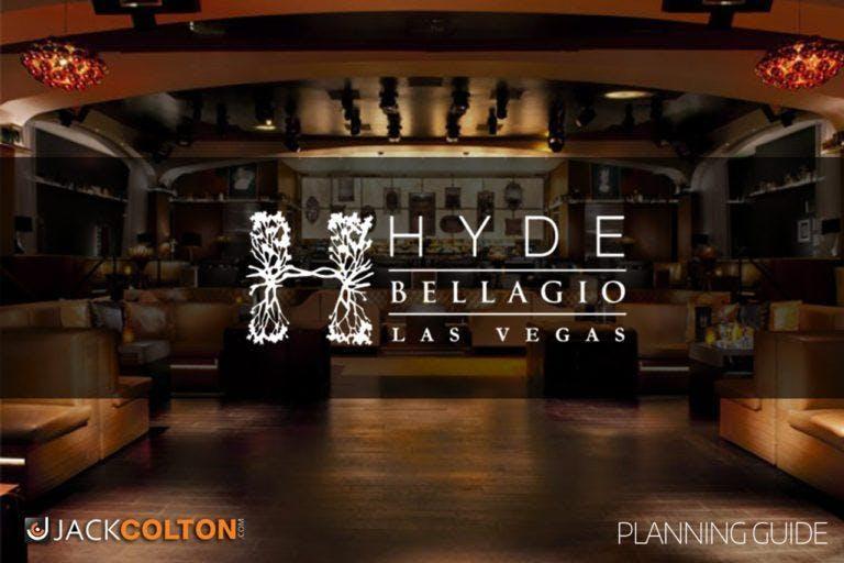 Hyde Nightclub @ Bellagio - Guest List & VIP