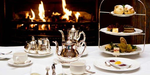 Irish Afternoon Tea with LAOH- Fall into the Holidays!