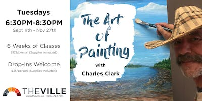 The Art of Painting with Charles Clark