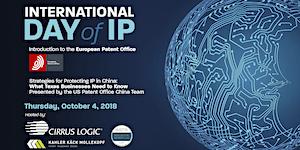 October International IP Event in Austin, Texas