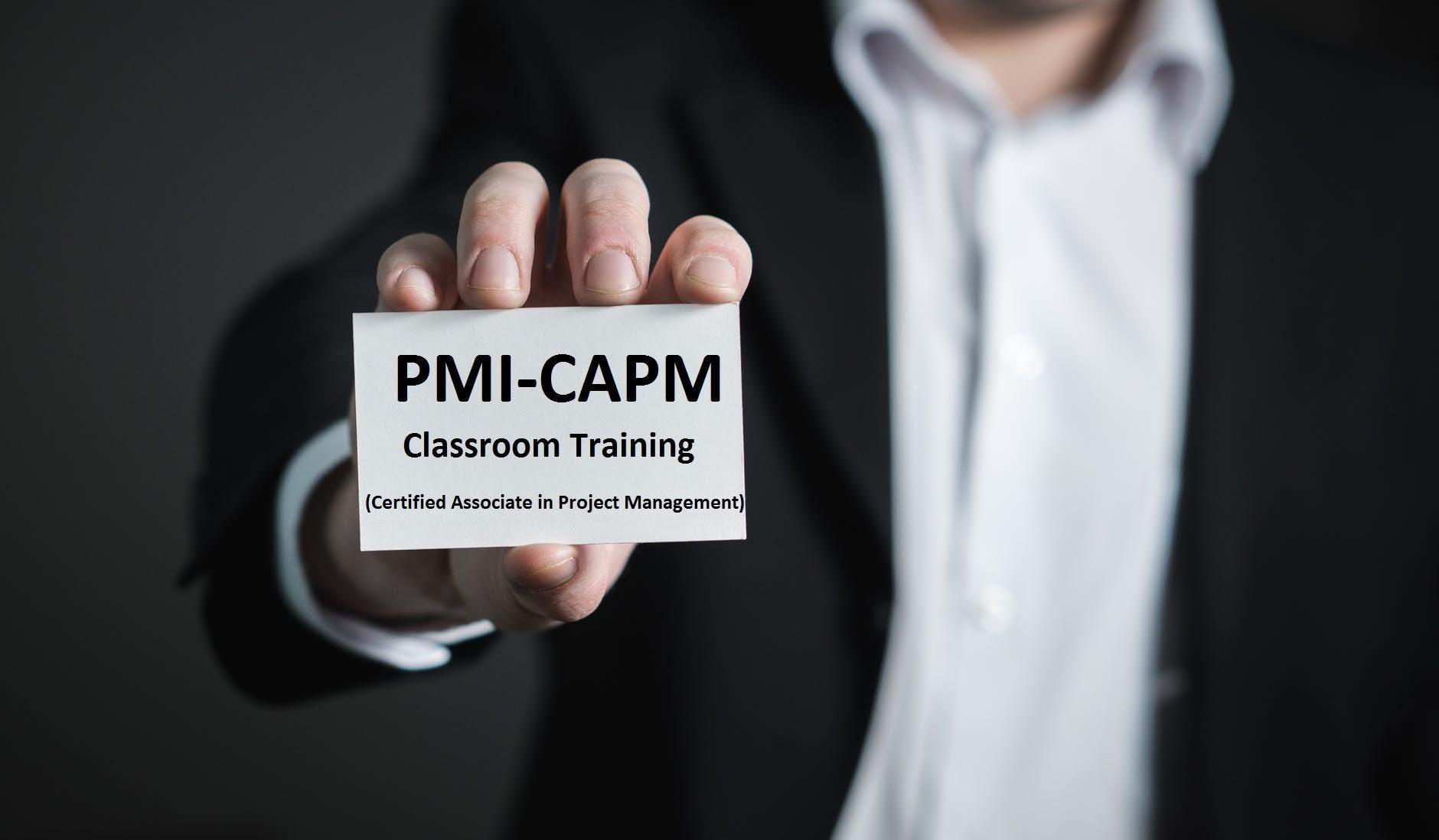 Capm Certification Training In Warren Mi 30 Oct 2018