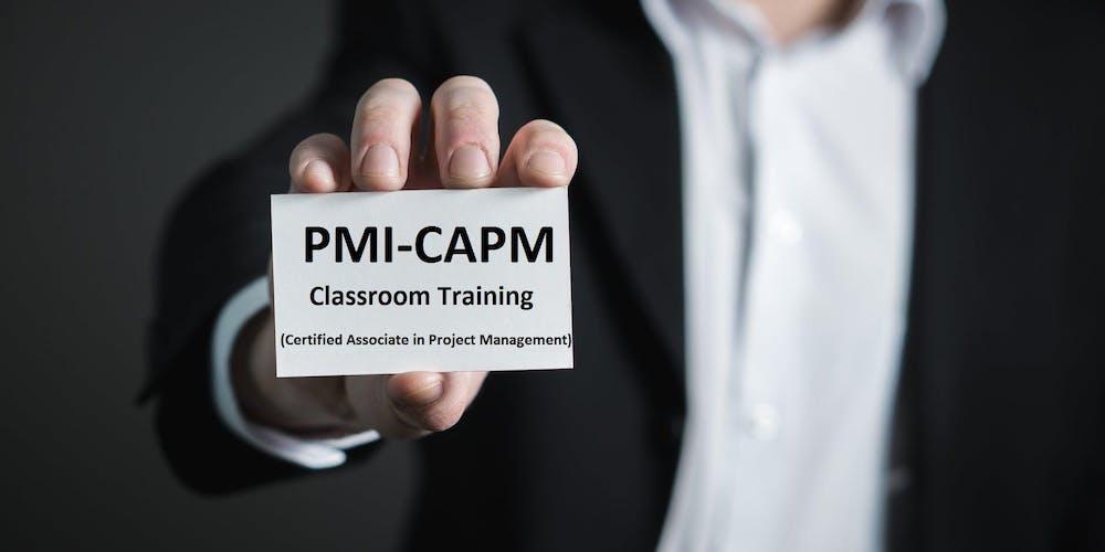 Capm Certification Training In Norfolk Va Tickets Multiple Dates