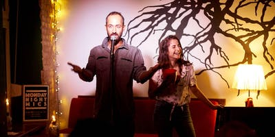 Monday Night Mics - English Comedy Open Mic (Berli