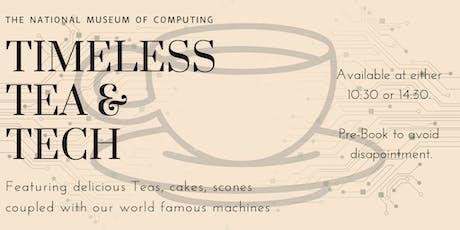 Timeless Tea & Tech tickets
