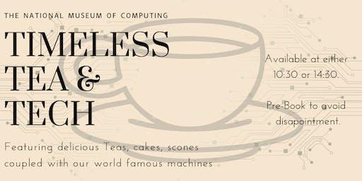 Timeless Tea & Tech