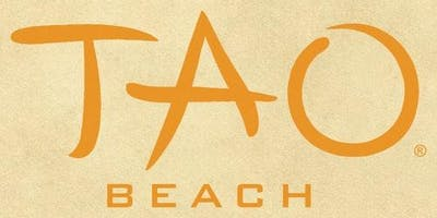 TAO Beach - Guest list - 9/22