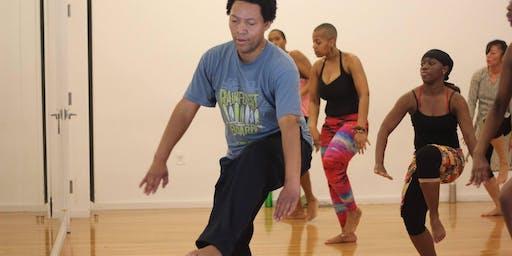 Afro-Haitian Dance