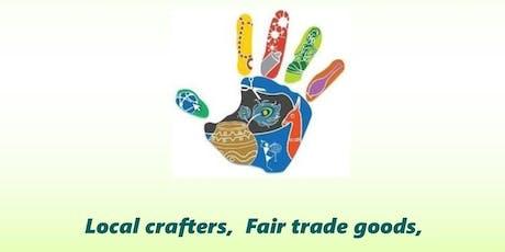 Handmade and Fairtrade Market Day tickets