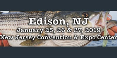 Fly Fishing Show Edison 2019 - Online Ticket Sales