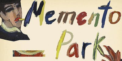 Book Discussion with Author Mark Sarvas (Memento Park)
